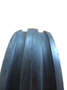 New Tire 7.50 16 Cropmaster 3 Rib F-2 TUBELESS 10 ply Tractor Front G1