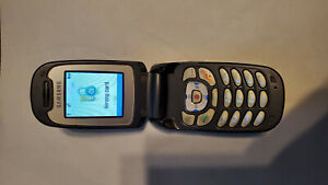 315.Samsung SGH-T309 Very Rare - For Collectors - Locked T Mobile Network