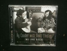Ry Cooder with David Lindley - Two Long Riders CD SEALED '90 Montreux broadcast