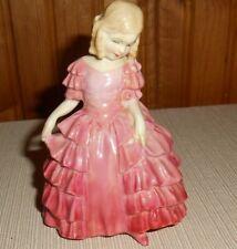 Royal Doulton Lady Girl Figurine ~ Rose ~Hn1368 - England