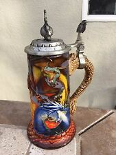 World of Warcraft CHARGE of the GREAT DRAGONFLIGHTS Stein EPIC COLLECTION #4