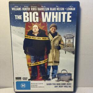 The Big White  (DVD, 2005) Region 4 PAL