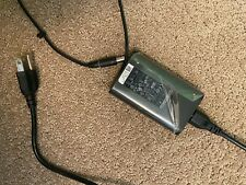 Dell Genuine Slim 65W AC Adapter With Power Cord CN-0G4X7T-LOC00-78M-4462-A02
