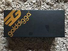 Golddigga nero Scatola di cartone
