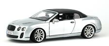 Bentley Continental Supersports 1:18 Model Car Maisto Special Edition, New