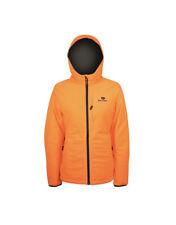 Mossy Oak Women's Parka Jacket Hunting Solid Blaze Orange NWT Size Large SO NICE