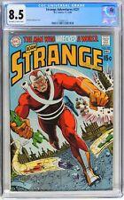 Strange Adventures #221 (1969) CGC 8.5 Adam Strange Classic Murphy Anderson Cvr!