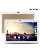 Xgody Android 6.0 Phone Tablet PC 10.1'' Inch Quad Core 32gb 2 SIM 3g Unlocked