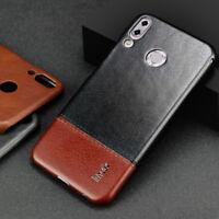 Leather Case For ASUS Zenfone 5-5z ZE620KL Max Pro M1 M2 ZB633KL Slim Back Cover