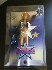Barbie Dallas Cowboys Cheerleaders Collector Doll Blonde