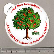 Aufkleber/Sticker Granini Auf Ihre Gesundheit...