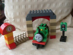 Lego Duplo Thomas - Percy At The Sheds Set 5532 - Complete