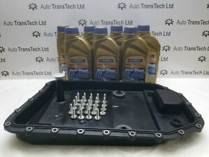 Genuine ZF 6hp19 6hp21 Automatic Gearbox Sump Pan and 7L Ravenol 6HP Oil Kit