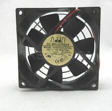 HP Chassis Fan with Wire Guard, 80MM, 2-WIRE AD0812HS-A70GL 265953-001