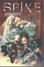 Spike Shadow Puppets  SC TP  New  IDW  30% OFF