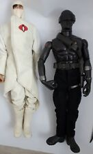action man g.i. joe snake eyes storm shadow rare gi joe g.i.joe