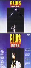 "Elvis Presley ""Moody blue"" Von 1977! 10 Songs + 9 Bonustracks! Nagelneue CD!"