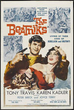 The Beatniks DVD film transfer 1960 Teenage