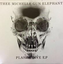 "Thee Michele Gun Elephant - Plasma Dive 10"" vinyl EP *NEW & UNPLAYED*"