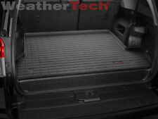 WeatherTech Cargo Liner for Toyota 4Runner with 3rd Row Seats - 2010-2018- Black