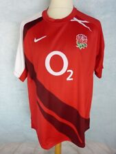 NIKE Rugby Maillot Homme Taille XL - Angleterre - O2
