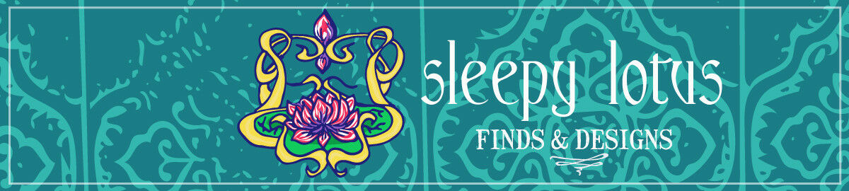 Sleepy Lotus Finds and Designs
