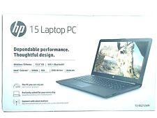 "Notebook HP Intel QuadCore 4GB RAM + 500GB HDD Laptop 15.6"" 15-bs212wm"