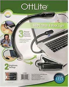 Ott LED Laptop & Book Light