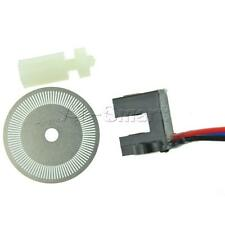 5V Photoelectric Speed Sensor Encoder Coded Disc Code Wheel For Freescale car