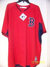 Boston Red Sox Majestic Sewn Letters Jersey MENS 2XL. New with tags.