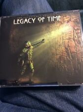 The Journeyman Project 3: Legacy of Time  (PC, DVD, 1998) jewel case Game