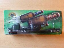 modellino autocarro per birra Rimorchio per trasporto birra Camion US Peterbilt
