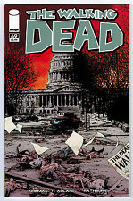 WALKING DEAD #69 9.2 1ST ALEXANDRIA WHITE PAGES MODERN AGE
