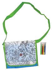 Dora the Explorer and Go Diego Go Color Your Own Bag (Set of 2)