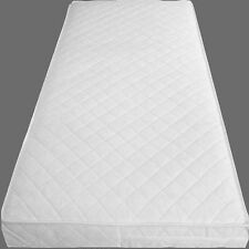 DELUXE BREATHABLE FOAM COT BED MATRESS FITS MAMAS & PAPAS 400 MOTHERCARE COT BED