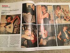 Madonna Photo Special UK Times Magazine December 2016 - Bob Odenkirk