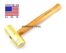 Grace 32oz Brass Hammer BH-32 Gunsmith Gun Care Machinist Made in USA