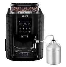 Krups EA8160 Fully Automatic Espresso Machine Black 1450W