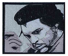 Patch écusson patche Che Guevara portrait badge thermocollant brodé