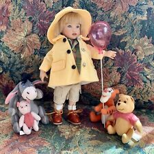 7.5 Kish Rileys World DJ as CHRISTOPHER ROBIN Winnie the Pooh & the Blustery Day