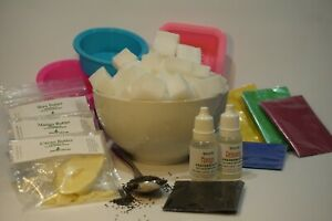 Skincare Soap Making Kit (Melt & Pour)
