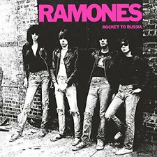 RAMONES ROCKET TO RUSSIA 40TH ANNIVERSARY REMASTERED CD (2017)