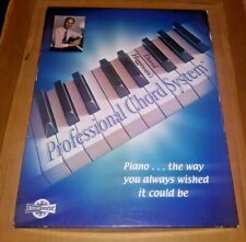The Professional Chord System By David Higginson Keyboard Techniques 4 CD's