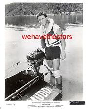 Vintage Pat Boone SEXY BEEFCAKE SWIMSUIT '57 BERNADINE Publicity Portrait