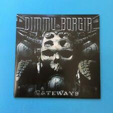 DIMMU BORGIR - Gateways - RARE PROMO CD **Like New**