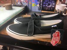Vans Slip-On 47 V DX (Anaheim Factory) Black  Size US 13 Men's VN0A3MVAMR2