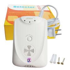 Sensitivity Natural Gas Leak Detector Sensor Alarm Kitchen Home Security Warning