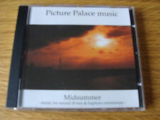 CD Album: Picture Palace Music : Midsummer : Tangerine Dream