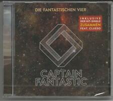 """Fantastischen Vier """"Captain Fantastic"""" CD 2018  - NEU & OVP - Clueso/Zusammen"""