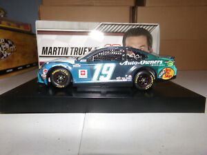 1/24 MARTIN TRUEX JR #19 AUTO-OWNERS INSURANCE SHERRY STRONG 2020  LIONEL